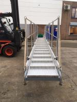 Gangway, 7.5 m and 10 m - fixed for Ship to shore - UL06819 - Quipbase.com - IMG_1350.JPG