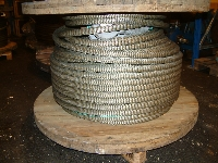 Wire ropes, 24 - 32 - 34 - 36 - 38 - 42 - 48 - 57 mm, misc length - New - UL05032 - Quipbase.com - DSCF0018.JPG