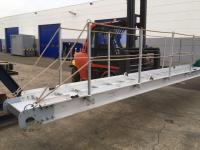 Gangway, 7.5 m and 10 m - fixed for Ship to shore - UL06819 - Quipbase.com - IMG_1351.JPG