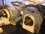 Motor, Electric, AC - 740 kW Drilling Traction Motors - UL02398 - Quipbase.com - DSCF0001.JPG