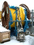 Umbilical, subsea, 13 x hydraulic and 4 x electric - UL02846 - Quipbase.com - DSCF0109.JPG