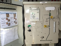 Transformer, Switch gear, Load burst for Gas turbine - UL05525 - Quipbase.com - IMG_0217.jpg