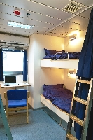 Accommodation Container, 4 to 8 men x 32 ft - UL04262 - Quipbase.com - 4 man cabin