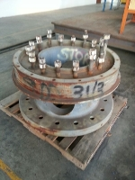 "Diverter System, Regan, KFDS for 49 1/2"" Rotary table - UL03877 - Quipbase.com - Diverter No. 2.JPG"