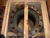 "Diverter System, Regan, KFDS for 49 1/2"" Rotary table - UL03877 - Quipbase.com - Div a.JPG"
